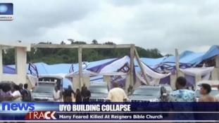 Ráomlott a templom a hívőkre – több, mint 60 halott Nigériában