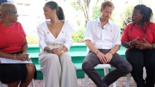 Rihanna és Harry herceg HIV-szűrésre mentek