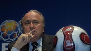 Sepp Blatter: nem csaltam