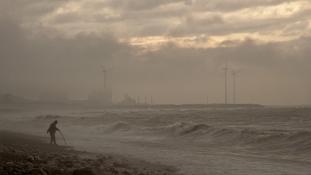 Hat atomerőműnyi energiát termeltek a szélerőművek az Urd viharban Svédországban