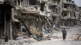 Tűzszünet Szíriában