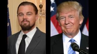 Leonardo DiCaprio Donald Trumppal tárgyalt klímaügyben