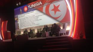 Nemzetközi befektetési és támogatási konferencia volt Tunéziában