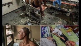 Elvérzett az egészségügyi rendszer Venezuelában