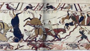 950 éve karácsonykor koronázták Anglia királyává Hódító Vilmost