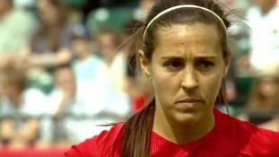 Hat évig volt hajléktalan az angol focistanő, mielőtt rekordot döntött