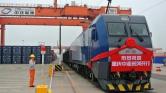 Új Selyemút: megérkezett az első kínai tehervonat Londonba