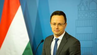 Szijjártó: egyetlen célja van a magyar külpolitikának