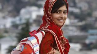 Malala szíve összetört