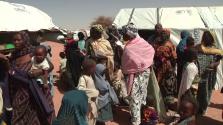 A terroristák helyett a menekülttábort érte a légicsapás Nigériában