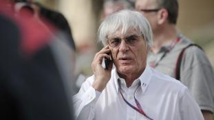 Kirúgták az F1 élő legendáját, Bernie Ecclestone-t