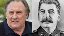 Gérard Depardieu Sztálin szerepében