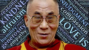 5 tanács a dalai lámától, amit idén is érdemes észben tartani
