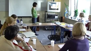 Angol nyelvtanfolyam lengyel háziorvosoknak – a brit állam költségén
