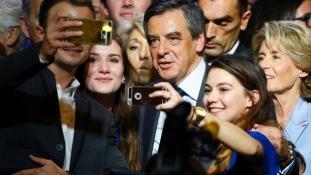 A korrupcióellenes rendőrség kihallgatta Franciaország legesélyesebb elnökjelöltjét és nejét