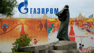 Rekordot dönt az orosz földgázexport az EU-ba a hideg miatt