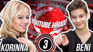 Itt a YouTube Híradó 3. adása