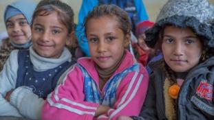 Az Iszlám Állam után – nagyot fordult a gyerekekkel a világ Moszul keleti részén