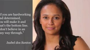 Angola legnagyobb bankját is megszerezte az elnök lánya, Afrika leggazdagabb asszonya