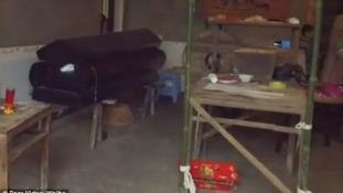 A kínai család lefagyott, amikor az apa kikopogott a koporsóból – videó