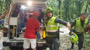 Leszakadt egy függőhíd Kolumbiában – 11 halott