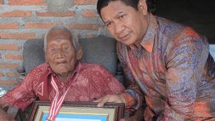 Azt állítja, hogy 146 éves és ő minden idők legidősebb embere