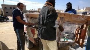 Magyarországról adományozott gépeken varrnak Mauritániában
