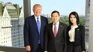 Donald Trump milliárdos üzleti partnere indulhat Indonéziában az elnökválasztáson