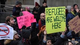 Nem szolidáris a többi muzulmám ország a Trump által kitiltott hetekkel