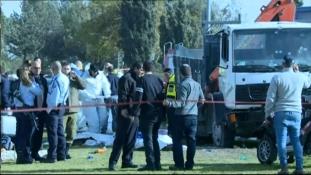 Kamionos támadás Jeruzsálemben is – négy halott