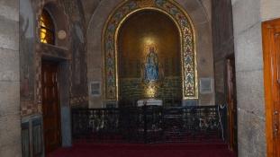 Helyreállította a megtámadott templomot az egyiptomi hadsereg