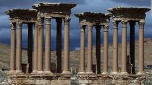 Tovább rombolt az Iszlám Állam Palmürában – oda a tetrapylon is