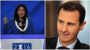 Amerikai kongresszusi képviselő járt Aszad szíriai elnöknél