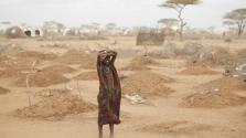 Húszmillió embert fenyeget az éhínség Kelet-Afrikában