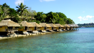 Lázad a nyugati, egészségtelen ételek ellen a csendes-óceáni szigetvilág