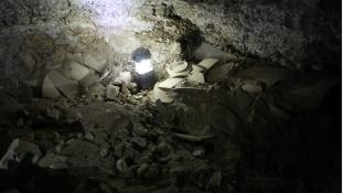 Holt-tengeri tekercsek – 60 év után újabb barlangra bukkantak