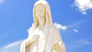 Ferenc pápa követet küld a boszniai faluba, ahol rendszeresen látni vélik Szűz Máriát