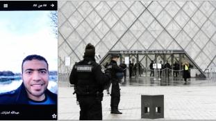 Békés ember vagyok – vallja az egyiptomi férfi, aki  bozótvágó késsel támadt a katonákra Párizsban