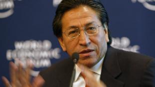 Egyik elődje kiadatását kérte Donald Trumptól a perui elnök