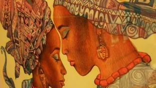 Mágikus Afrika – kiállítás Újpesten