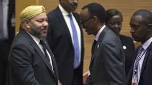 Marokkó 33 év után újra az Afrikai Unió tagja