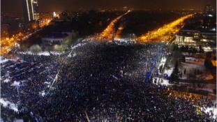 Tüntetések Romániában – lemondott a gazdasági miniszter