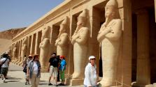 E-vízummal csábítana több turistát Egyiptom