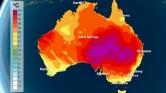 Majdnem 50 fokos kánikula Ausztráliában – videó
