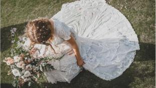 Kidobta a tisztító az üknagymama 150 éves menyasszonyi ruháját