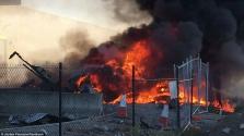 Bevásárlóközpontra zuhant egy kisgép Melbourne repülőtere mellett – videó