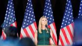 A zsidó hitre áttért Ivanka Trump elítélte az antiszemita fenyegetéseket Amerikában