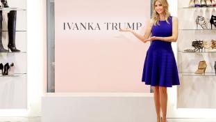 Ivanka Trump divatkreációit leveszik egy luxusüzletlánc polcairól – videó