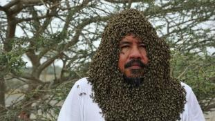 Bizarr világrekord megdöntésére készül ez a szaúdi férfi