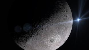 Turistaút a Hold körül már jövő ősszel